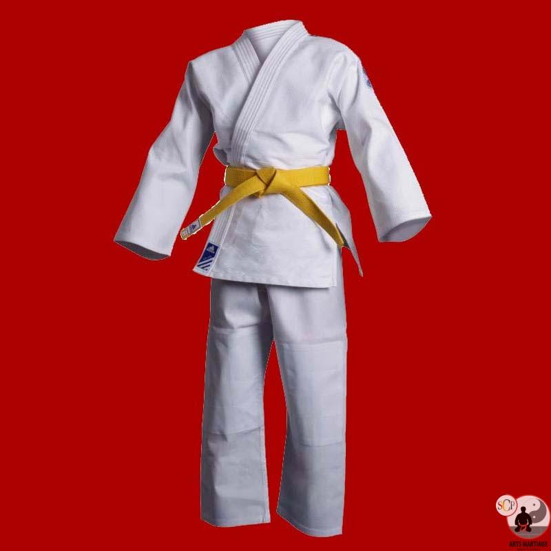 Scp Arts Martiaux Kimono Judo Ju Jitsu Entrainement
