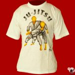 T-shirt Ju-jitsu